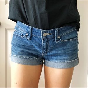 GAP Summer Cut-Off Jean Shorts
